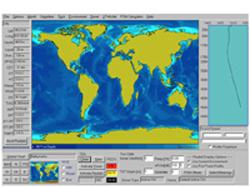 OAD WADER Sonar range prediction software from 2000