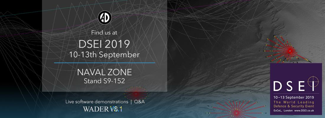 OAD WADER at DSEI 10-13th September London